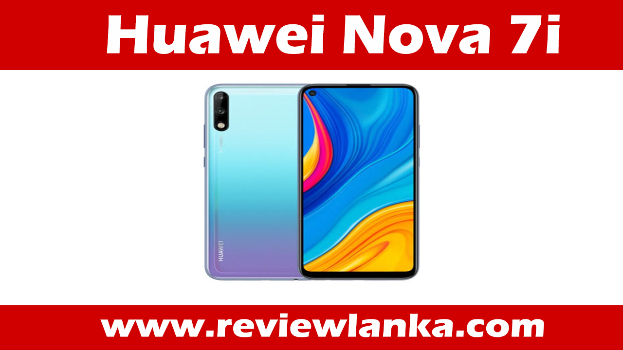 Huawei Nova 7i – Price and Specs