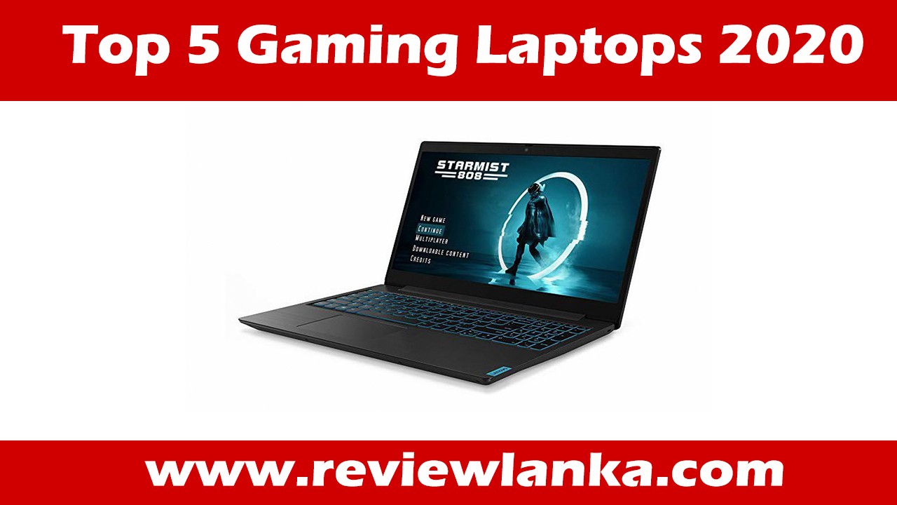 Top 5 Gaming Laptops 2020